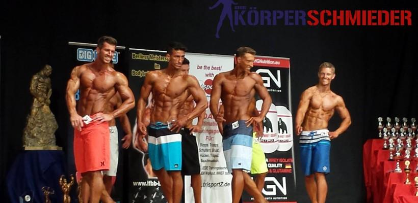 Marcus Paltian und Andrè Merzdorf im Finale der Berliner Meisterschaft